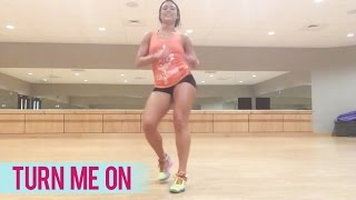 Kevin Lyttle - Turn Me On (Dance Fitness with Jessica)