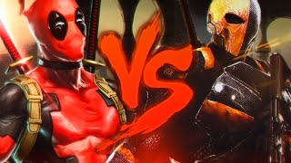 Deadpool VS. Exterminador | Duelo de Titãs [REMAKE]