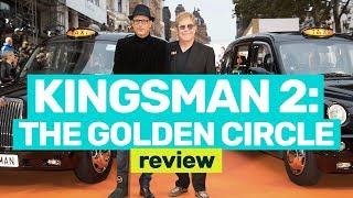Elton John Is The Kingsman's Secret Weapon In 'The Golden Circle'