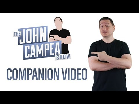 TJCS Companion Video - Tuesday December 18th 2018