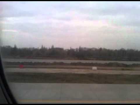 Landing at Kiev Airport, Ukraine.3gp