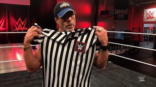 Shawn Michaels anuncia su regreso al ring como árbitro especial