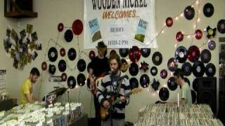 2010 BERRY LIVE AT WOODEN NICKEL MUSIC