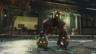 Spider-Man (PS4)  - Shocker Epic Chase Battle [1080p HD]