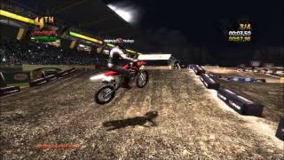 MX vs ATV Reflex—Funny Clips—Quad Out!