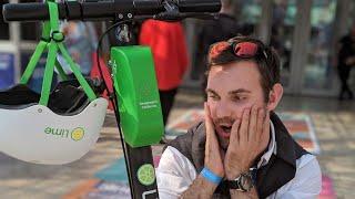 Keressetek pénzt Elektromos Rollerekel! | Hamarosan itt a Lime Budapesten