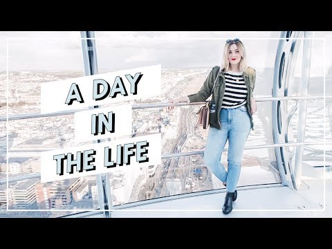 A DAY IN THE LIFE | SOMETHING I'VE NEVER DONE BEFORE! | I Covet Thee Vlog | AD