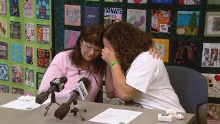 Mom hears dead daughter's heartbeat in Oregon woman