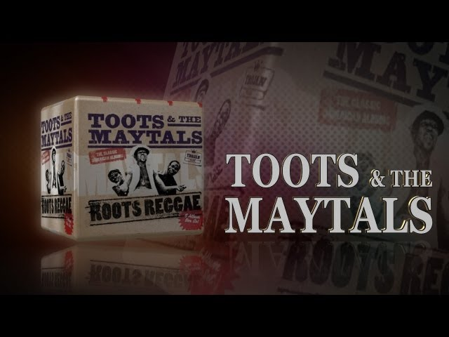 Audio de la canción Take Me Home) Country Roads de Toots and The Maytals