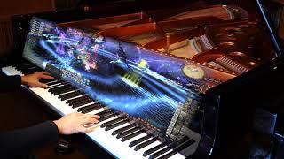 【FF14】極青龍 BGM Seiryu Extreme Theme  弾いてみた【ピアノ】 piano cover