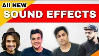 Amit Bhadana , BB Ki Vines ,Round2hell, RealSHit, Video Background Sound Effect Music