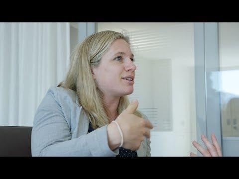 """""""Real Life Hero"""" Sandra zeigt, dass Forschung nicht nur etwas für Nerds ist. #BeatYesterday"""