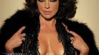 Lisa Rinna Playboy shoot behind the scenes