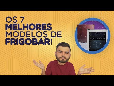 OS 7 MELHORES MODELOS DE FRIGOBAR