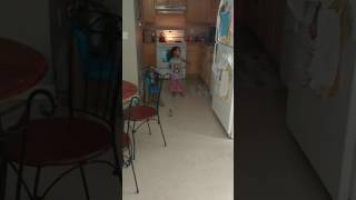 3 year old praising God!
