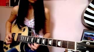 Farewell Ballad - Zakk Wylde (Guitar Cover by. Debora Almeida)