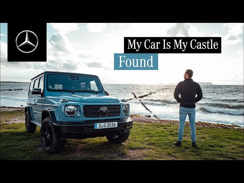 My Car is My Castle: Emotional Journey with the G-Class
