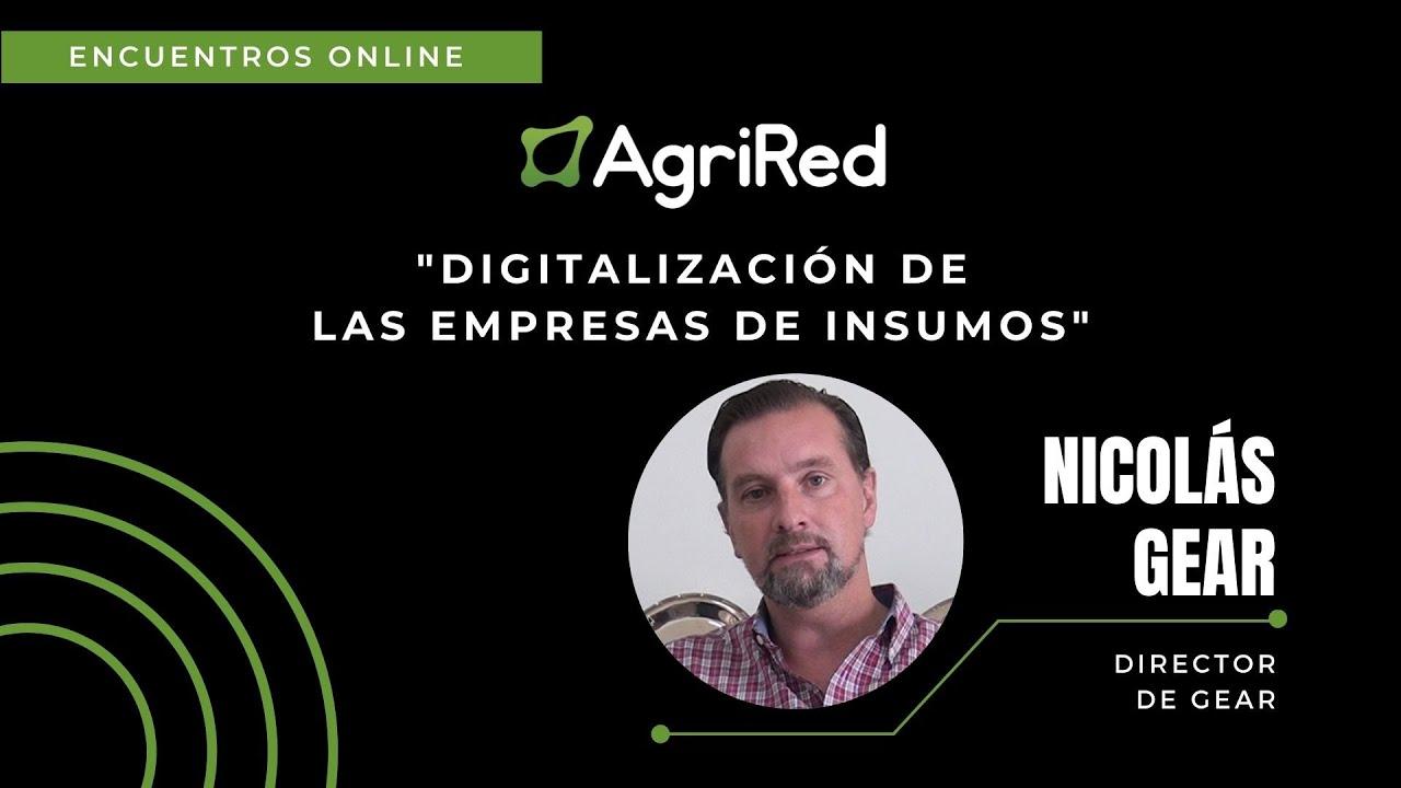 Digitalización de las empresas de insumos