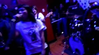 ¡Tomar Control! - Sin Crueldad cover de Vieja Escuela@ Albazos Bar.