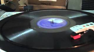 "Bumble Bee Slim ""12 O'Clock Midnight"" 78 rpm"