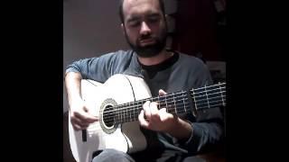 El Tren de la Bruja (Dani Aparicio) - Aquella Hoguera (home live)