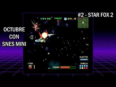 Octubre con SNES Mini | #2 - Star Fox 2