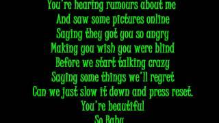 Chris Brown - Don't Judge Me (Lyric Vid)