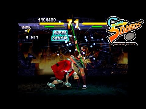 "[BIS] STREET FIGHTER EX 2 PLUS (NANASE) - ""CON 5 DUROS"" Episodio 86 (1cc) (CTR)"