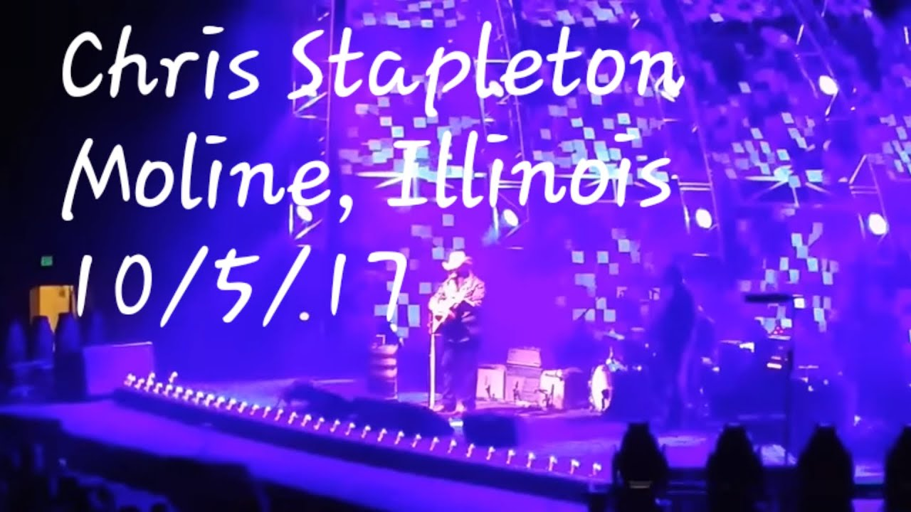 How To Surprise Your Best Friend With Chris Stapleton Concert Tickets White River Amphitheatre