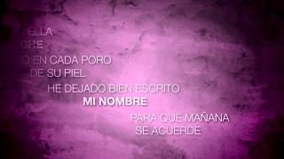 Pablo Alborán - Toda La Noche (Lyric Video)