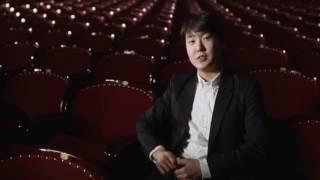 Seong-jin Cho- 28.08.2016 Rehearsal of Tchaikovsky Piano Concerto No.1