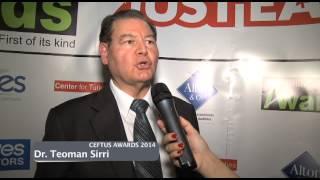 Dr  Teoman Sirri Ceftus Awards 2014
