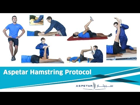 34. Aspetar Hamstring Protocol Full video