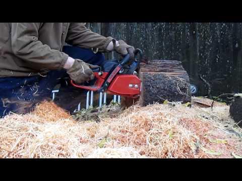 Dolmar PS-32 C maken noodles