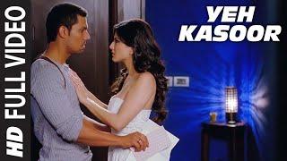 Yeh Kasoor Mera Hai Full Video Song Jism 2 | Sunny Leone, Randeep Hooda width=