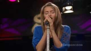 ♫ Miley Cyrus - The Climb (LIVE AOL Sessions HQ) ♫
