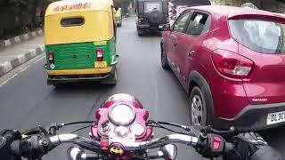UNDEKHI DILLI |  ROYAL ENFIELD | MOTOVLOG |
