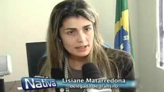 Reportagem Nathalia King. Flagrantes Rachas em Pelotas.