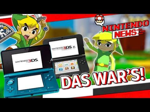 Nintendo 3DS: Support und Reparaturen eingestellt - NintendoNews
