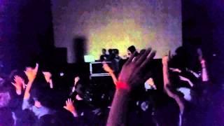 Gedz - Akrofobia koncert (Łódź, Luka 15.01.2015)