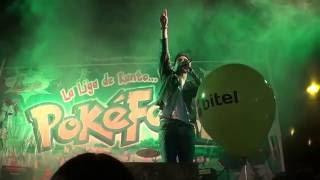 Lucha ( El Barón Rojo ) - Jeferson Tadeo ✩ PokéFest ✩