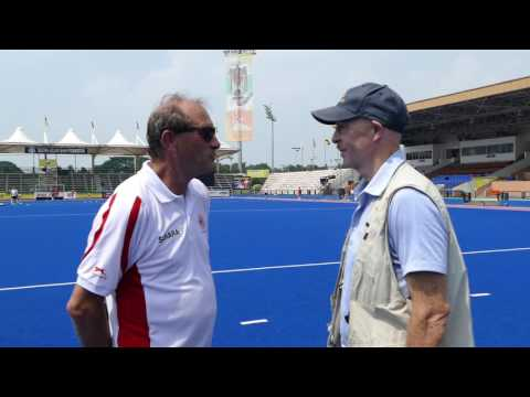 Roelant Oltmans. Role of the centre half in filed hockey