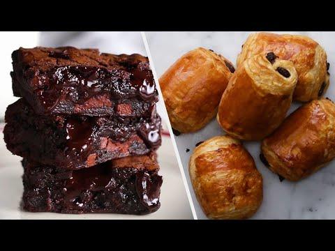 8 Must-Try Homemade Baked Goods ? Tasty