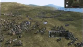 Medieval 2 total war Online battle: 11 LONG LIVE CAV SPAM!