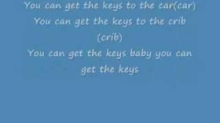 TREY SONGZ KEYS WITH LYRICS