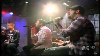 Backstreet Boys on Private Sessions I want it that way