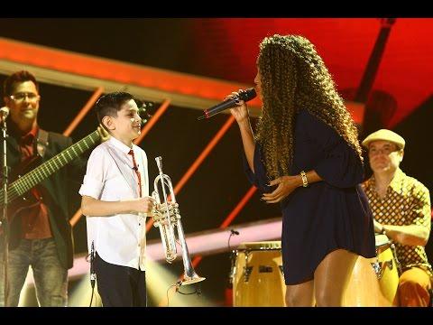 Vasilică Tinei, reprezentaţie de senzaţie la trompetă, Next Star