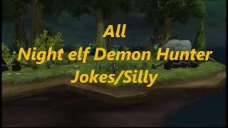 Demon Hunter - Class - World of Warcraft