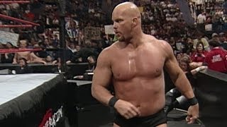 WWE Classics -The Rock and Stone Cold Steve Austin vs Triple H and The Undertaker -SmackDown 4/29/99