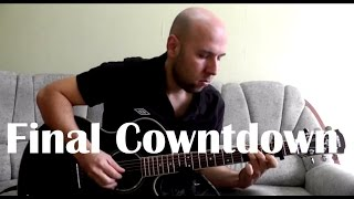 Final Countdown - Fingerstyle Guitar (Europe)